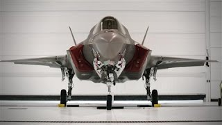 The F-35 Roars Into Action at Farnborough Airshow