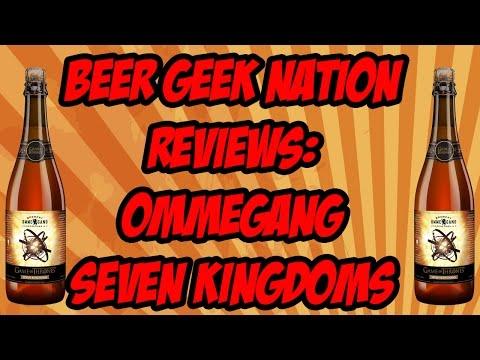 Ommegang Game Of Thrones #6 - Seven Kingdoms | Beer Geek Nation Craft Beer Reviews