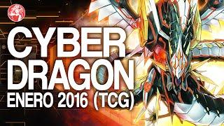New Cyber Dragon JanuaryEnero 2016 Duels amp Decklist Yugioh