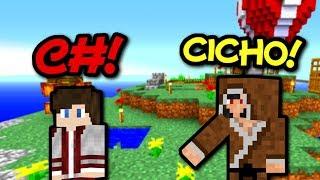 NIE MÓW TAK - Minecraft Cyfer Vs Lufer
