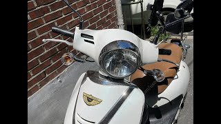 뉴카빙2 125cc 중고스쿠터 65만원