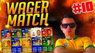 FIFA 14 WAGER MATCH #10 : 20 MILLIONEN COINS !! [FACECAM] HD