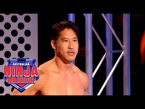 Unseen Ninja Run: Masa Yamagugchi  Australian Ninja Warrior 2018