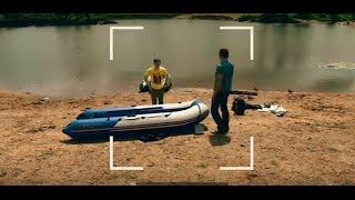 Как правильно собрать надувную ПВХ лодку? ПервыйЛодочный.рф советует на примере ПИЛОТ М 330