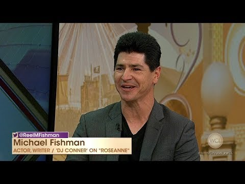 'Roseanne' star Michael Fishman talks about reboot