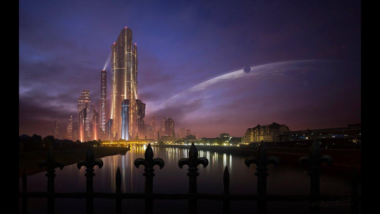 Futuristic City Wallpaper Hd: Future Cities [HD]