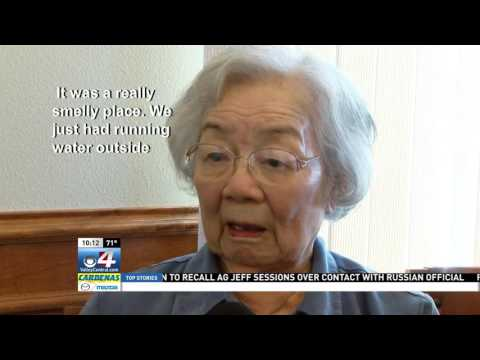 Japanese Americans recall internment camps, say they