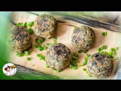 Постные рисовые котлеты с грибами. Невероятно вкусно!