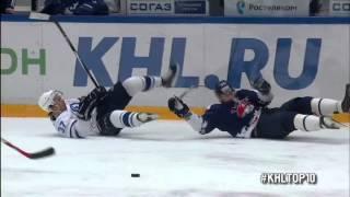 KHL Top 10 Hits for Week 12 / Лучшие силовые приемы 12-й недели КХЛ