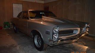 Motor City Credit Union auto appraisal 1966 Pontiac Lemans test run