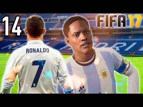 ALEX HUNTER EN VIVO !! FIFA 17 El Trayecto CAPITULO 14 con GUIDO