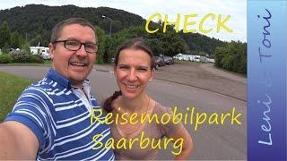 Leni & Toni CHECK: Reisemobilpark SAARBURG