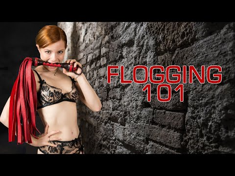 Flogging 101 - From Simple to Florentine Flogging