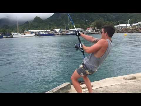 GT Fishing Rarotonga
