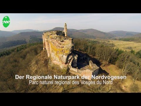 Naturpark Nordvogesen /Parc regional des Vosges du Nord