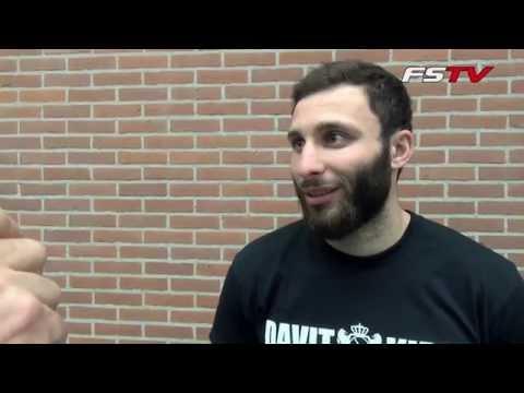Davit Kiria interview after his seminar in Zuidlaren April 6th, 2014