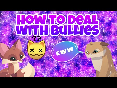 How to deal with bullies in ajpw!