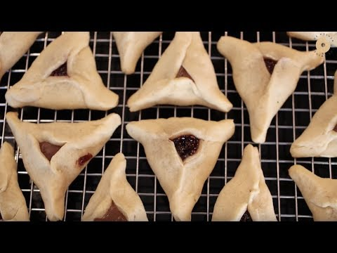 How to Make the Best Hamantaschen For Purim