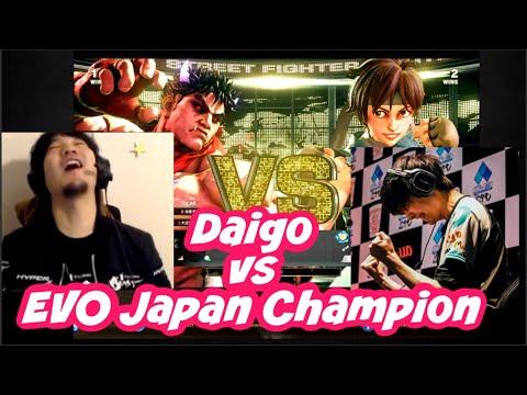 """[Kage] Daigo """"the Beast"""" Vs """"EVO Japan 2020 Champion"""" Nauman [SFVCE Season 5]"""