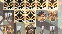 Planet Of The Apes Slot - 2x Wild Line Video!
