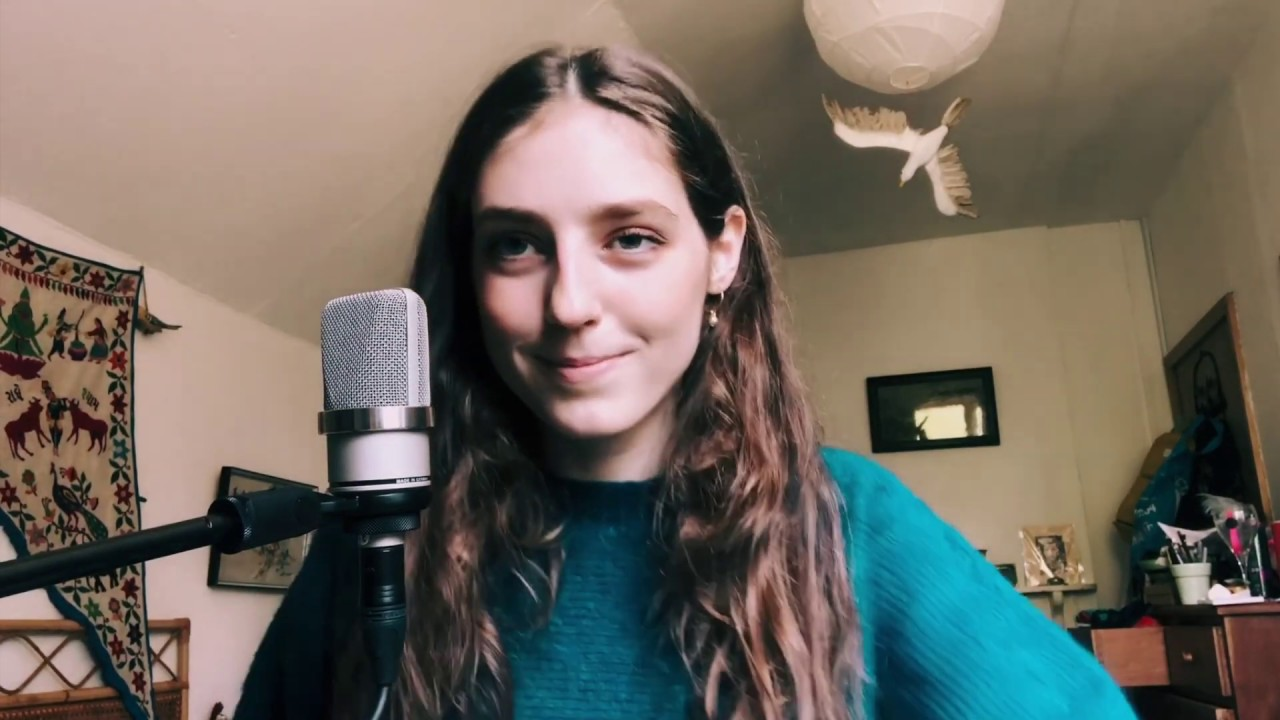 Birdy - Fire And Rain [Live - At Home]