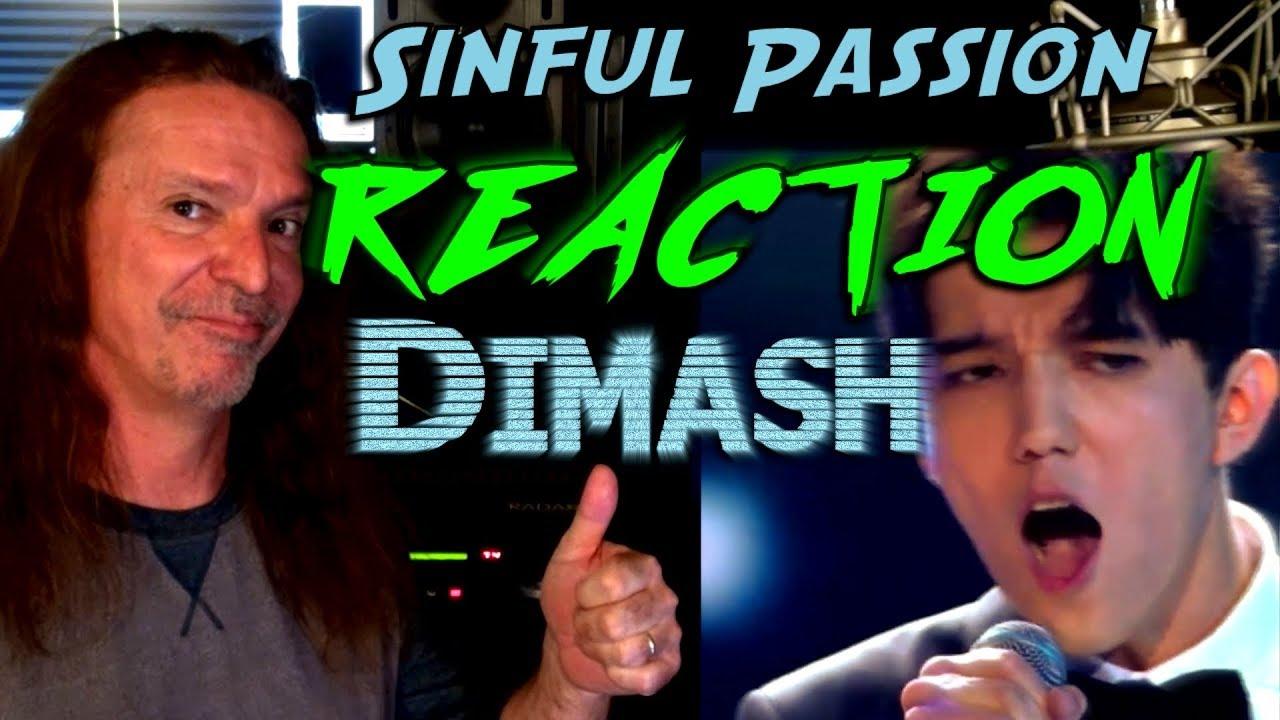 Vocal Coach Reaction to Dimash Kudaibergen - Sinful Passion - Ken Tamplin
