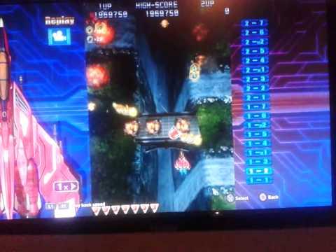 Raiden IV Overkill Mission 2 Preemptive Attack!