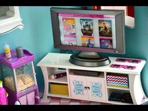 American Girl Music & Movies Entertainment Set!