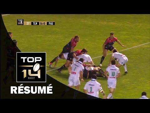 TOP 14 - Résumé Toulon-Pau: 32-12 - J26 - Saison 2016/2017