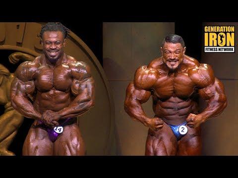 Arnold Classic 2018 Men's Bodybuilding Prejudging Callouts | Generation Iron