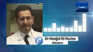 Allô Amejjay réaction du Dr Madjid Si Hocine sur l'infirmier de pratique avancée