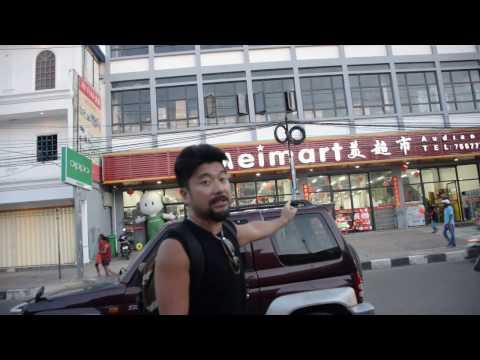 アキーラさん散策!東ティモール・ディリ市内・メリマート(スーパー)Merimart,Av.Liberdade de Imprensa in Dili in East Timor