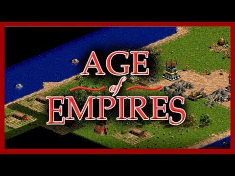 Age of Empires 1 - (1997 Original Version)