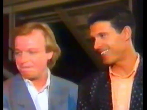 Level 42's Mark & Mike Prince's Trust Backstage Interview 1987