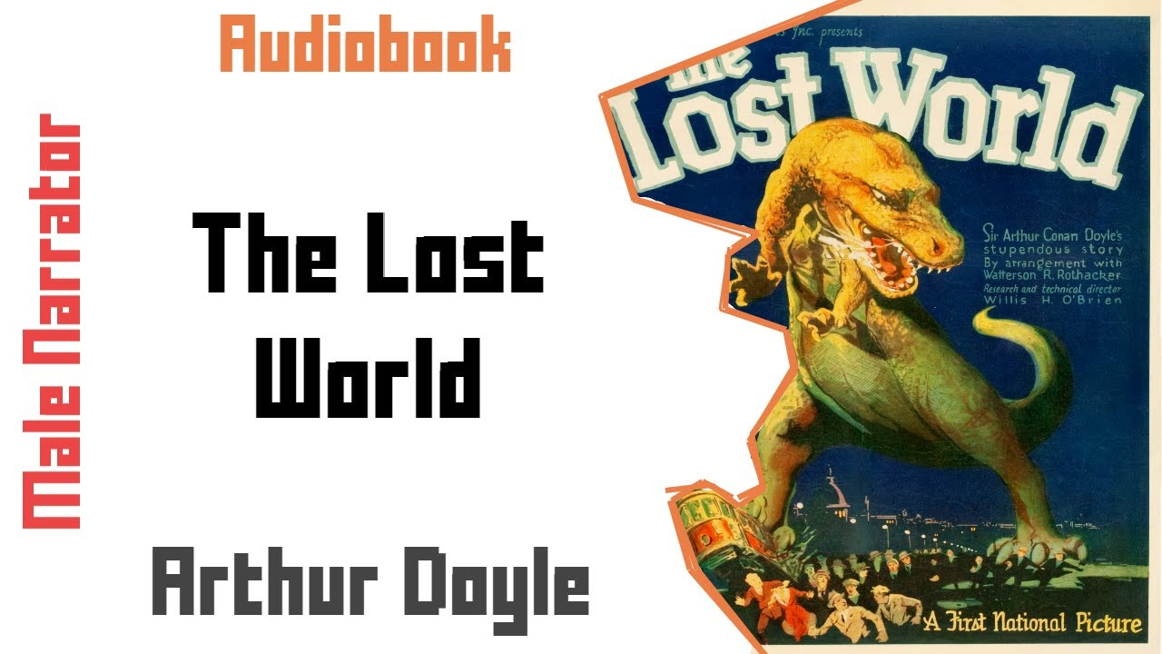 Download The Lost World | Science Fiction | Audiobook