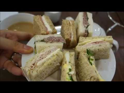 Marks and Spencer Afternoon Tea Windsor Town United Kingdom