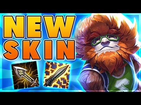 *NEW SKIN* HOW DID THIS WORK?!?! (100% CRIT) - BunnyFuFuu