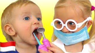 Lagu Dokter Gigi | Dentist Song | Lagu Anak-anak dari Katya dan Dima