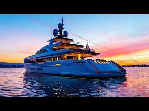 New 2017 Fabulous VERTIGE Luxury Superyacht (by Tankoa Yacht