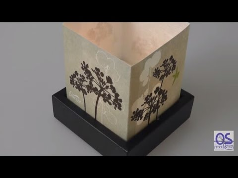 First Look: Febreze Home Collection Flameless Luminary Starter Kit
