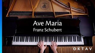 Schubert - Ave Maria (Piano Solo)