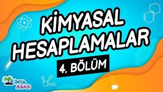 G6- KİMYASAL  HESAPLAMALAR - 4. Bölüm
