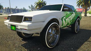 Gta Online New Faction Donks Dlc Car Customization Guide Gta March Update