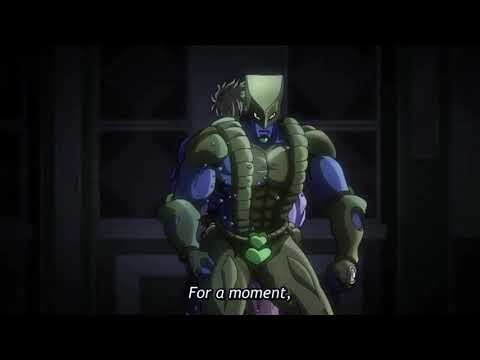 DIO Stops Time For The First Time