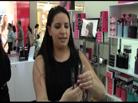 Sigma Brushes and Makeup on sale at Westfield Shopping Centre Parramatta Sydney Australia