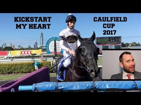 Kickstart My Heart - Caulfield Cup 2017
