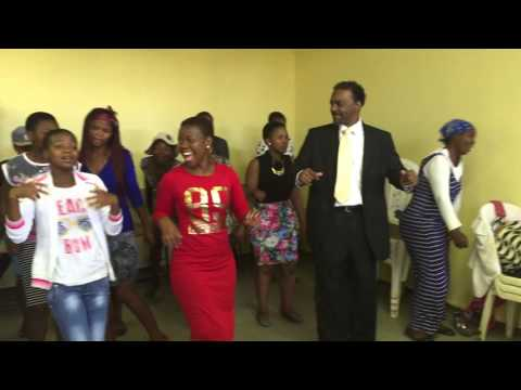 Dancing Before the Lord In Lesotho
