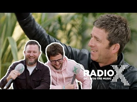Noel Gallagher on fame, Lewis Capaldi, and expensive mistakes | Live at Heaton Park | Radio X Mp3