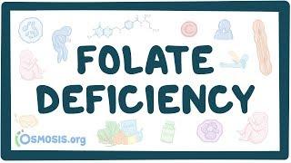 Folate deficiency - causes, symptoms, diagnosis, treatment, pathology