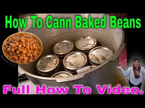 Let's  Can Bacon BAKED Beans